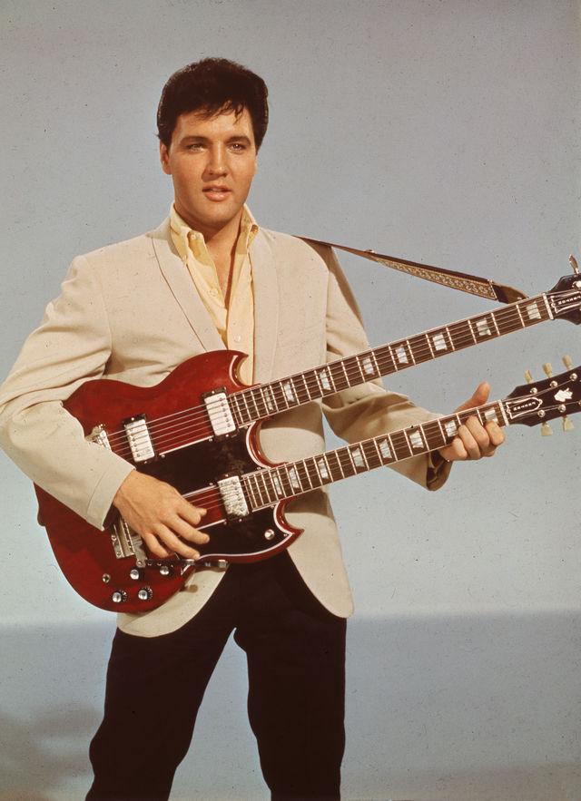 Agua de Elvis Presley