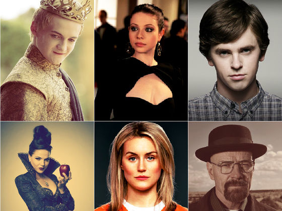 Which TV Sociopath Are You?