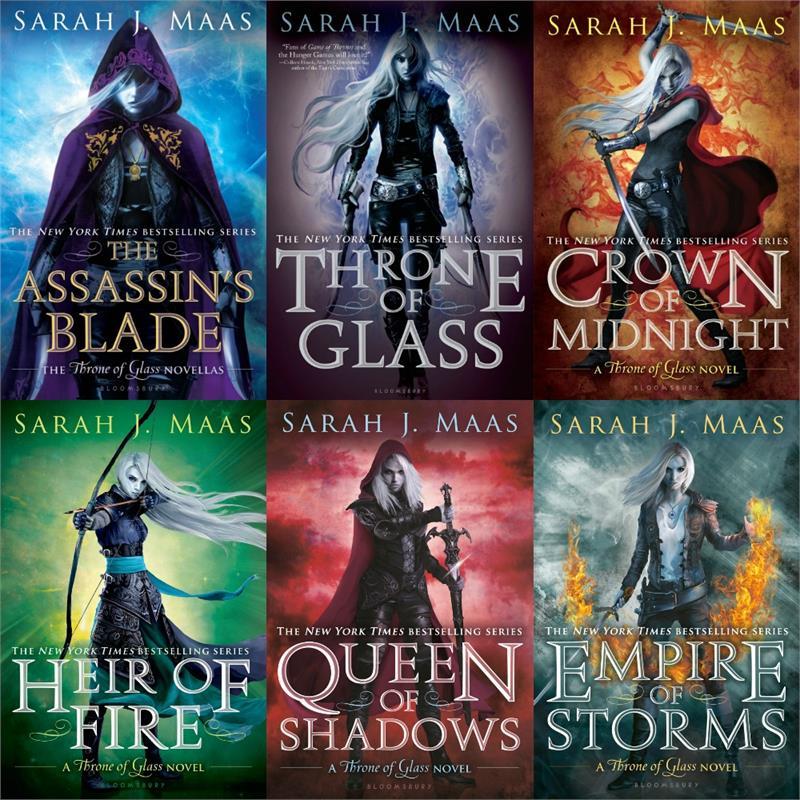 Imagini pentru throne of glass