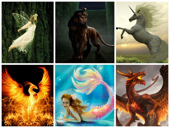 What Mythical Creature Dominates Your Magical Side?