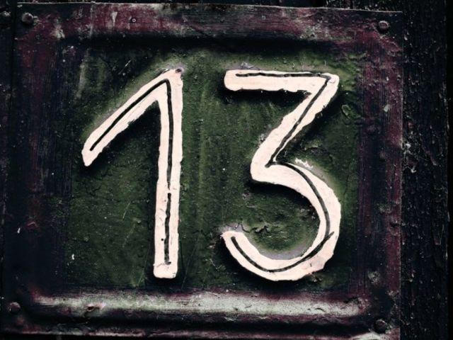 Несчастливое число 13