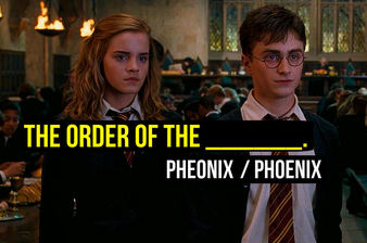 9 In 10 Harry Potter Fans Fail This Spelling Test