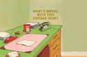 This Vintage Desk Riddle Will Determine If You Are A Workaholic
