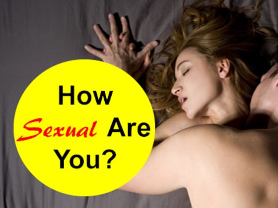 What sexuality are you quiz