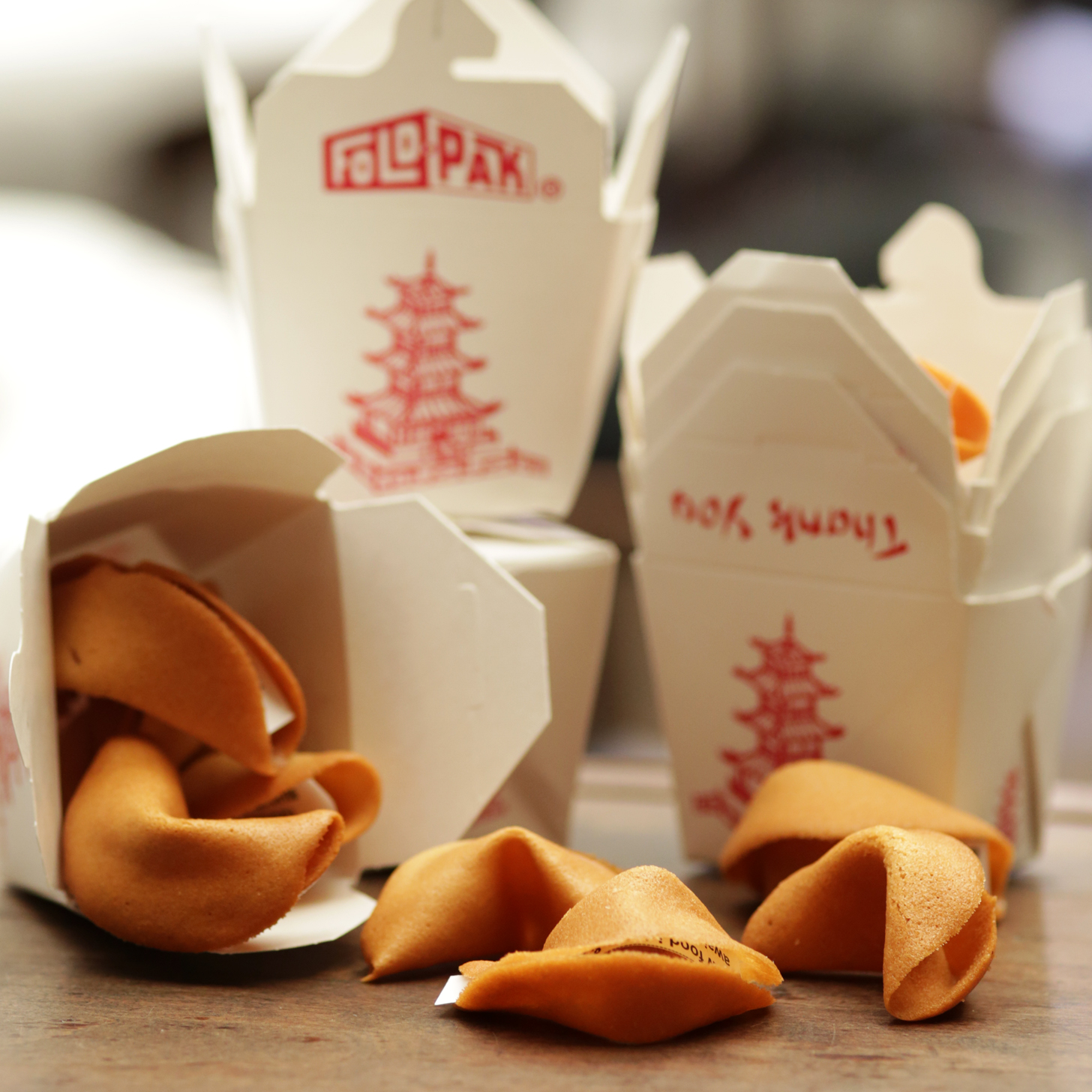 Asian fortune cookie wholesaler