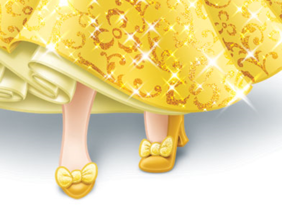 Only 2 In 50 Disney Fans Can Match The Shoes To The Disney Character