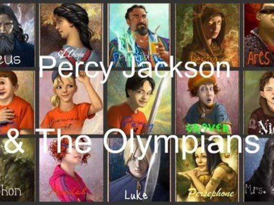 what percy jackson character are you playbuzz