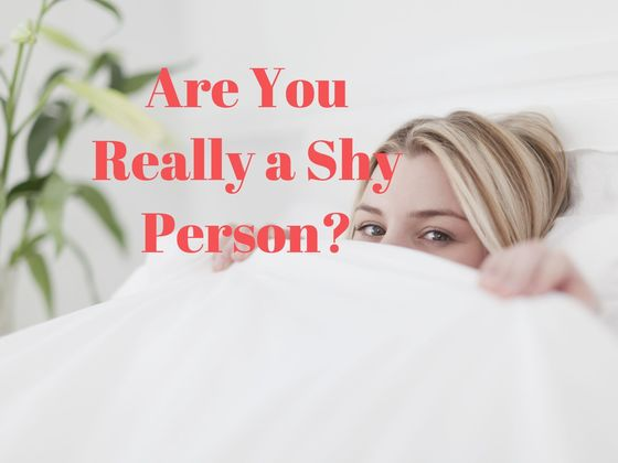Are You Really A Shy Person? This Test Will Define Your Real Social Skills!
