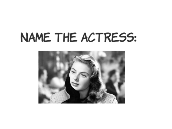 Merely 4 In 50 Women Can Name These 22 Iconic Old-School Actresses