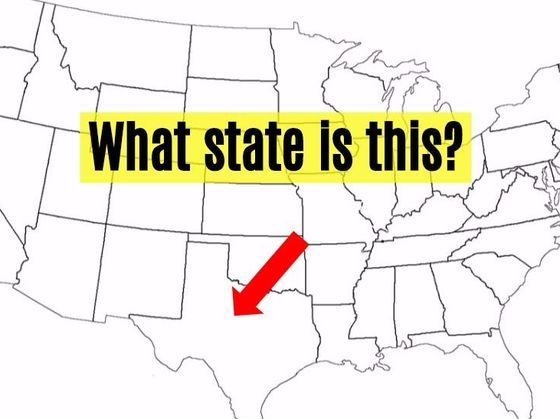 American Women: Can You Label A USA Map?