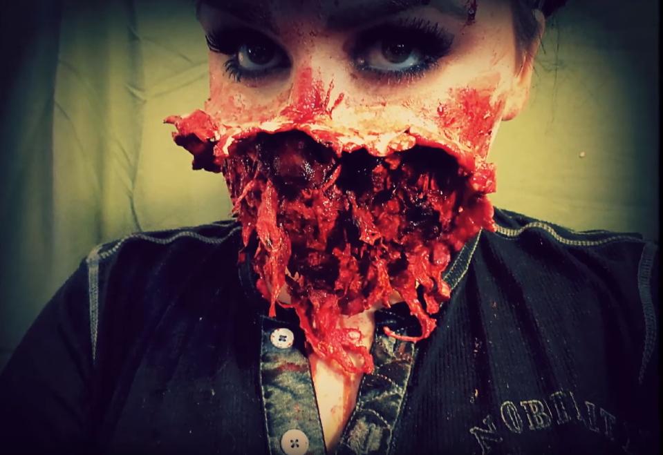 15 Viel Zu Krasse Halloween Make Up Tutorials Mit Denen Du Jede