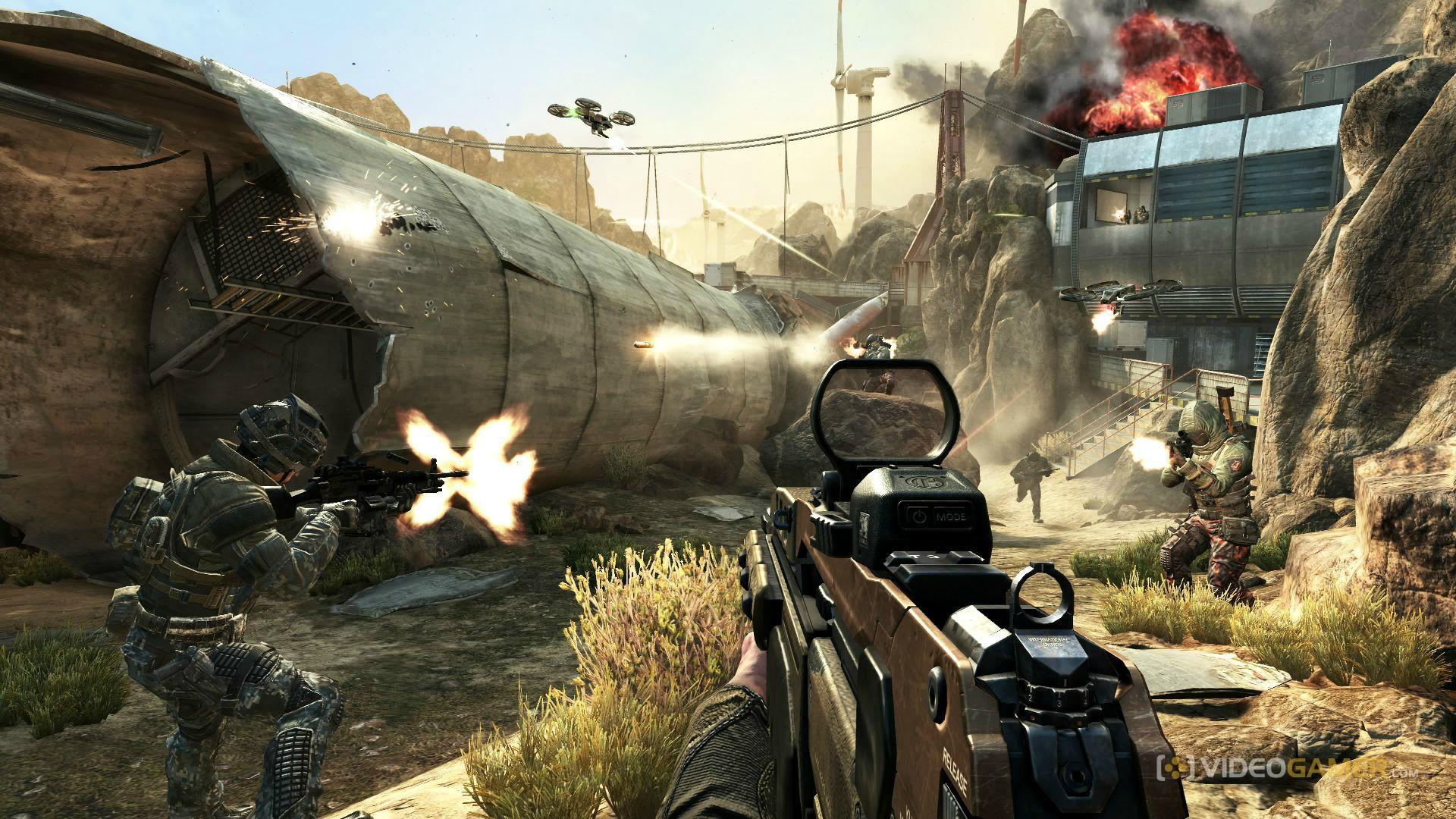 download torrent gun pc game