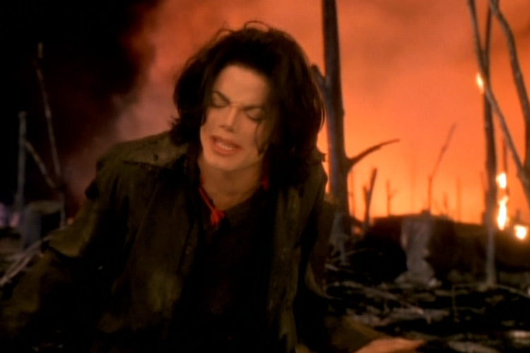 Michael jackson earth video song download