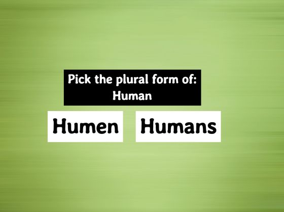 Nobody Can Score 20/20 In This Tricky Plural Forms Test