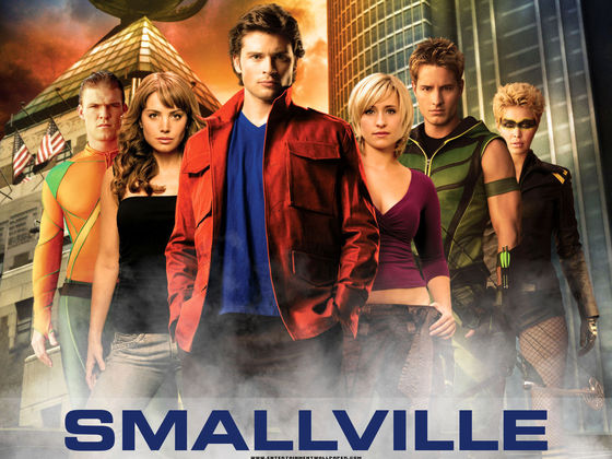 "Which ""Smallville"" Superhero Character Are You?"
