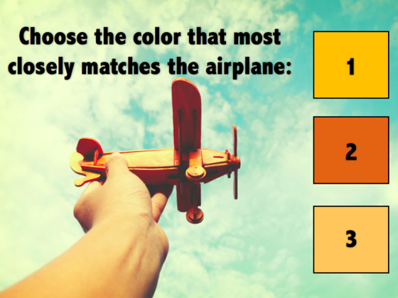 This Color Test Will Prove If You Have Perfect Pilot Vision