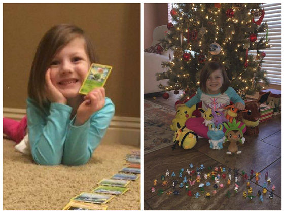 A 6-Year-Old Used Her Sleeping Mother's Fingerprint To Buy $250 Worth Of Pokemon Toys