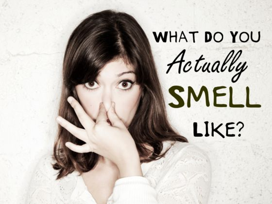 What Do You Actually Smell Like?