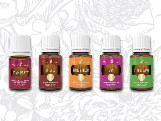 Personality Quiz: What's Your Spirit Oil?