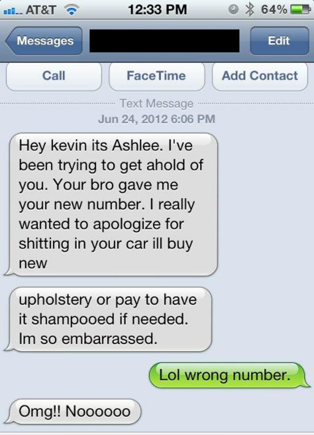 15 Hilariously Perfect Ways To Respond To A Wrong Number Text | Playbuzz