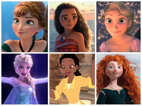 This Disney Would You Rather Quest Will Reveal Your Modern Princess Character Alignment!