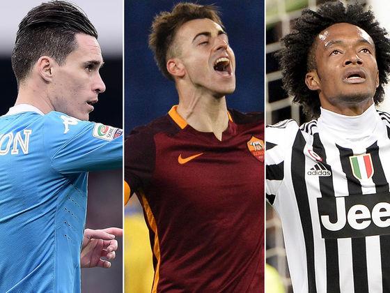 VOTA – Chi è stato il migliore della 23a giornata di Serie A?
