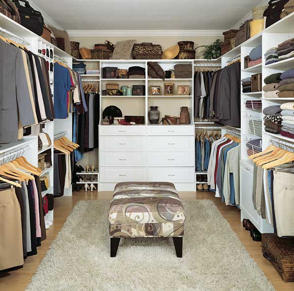 8 the home styled closet