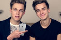 Here's What It Probably Looks Like When Joe And Caspar Text Each Other