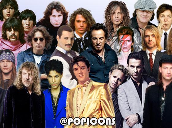 Rock Icons zoQcvV