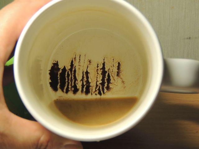 Гадание накофейной гуще рисунков и их значение онлайн