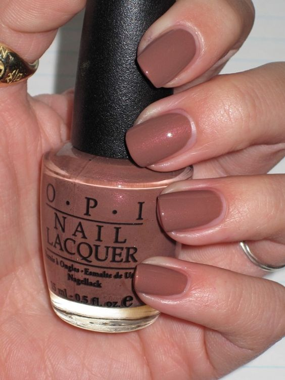 Opi Gel Nail Varnish Remover