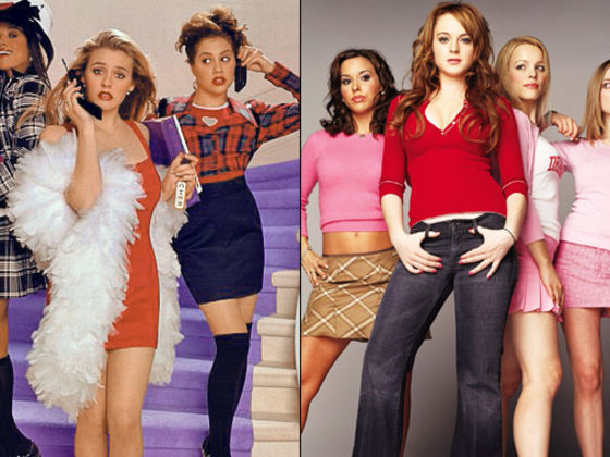 Are You More 'Clueless' Or 'Mean Girls'?