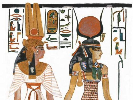 What Egyptian Goddess Are You?