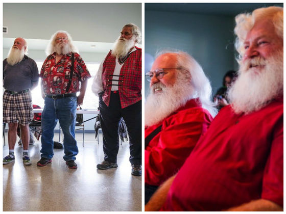 This Calgary Santa School Is Giving Lessons In Ho-Ho-How To Spread Holiday Cheer
