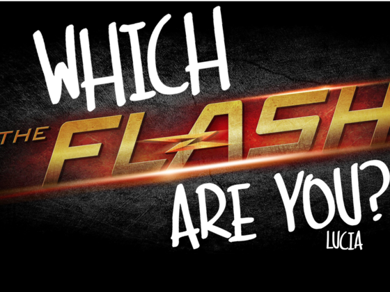 Which Cw S Flash Character Are You Playbuzz