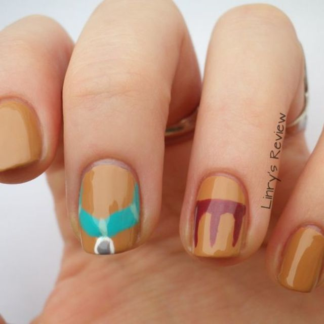 These 21 Disney Nail Art Ideas Will Make You Want To Get A Magical