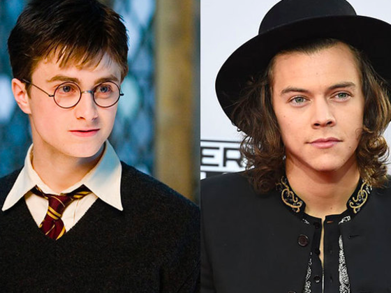 Maximum Pop!: Are you more Harry Styles or Harry Potter?