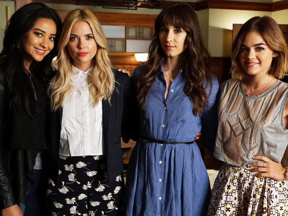 Which 39 Pretty Little Liars 39 Character Is Your Style Twin Playbuzz