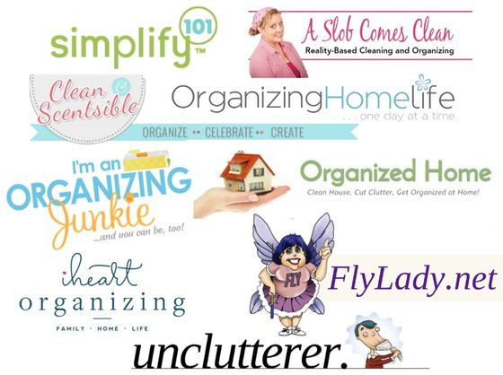 Rank The Best Home Organization Bloggers