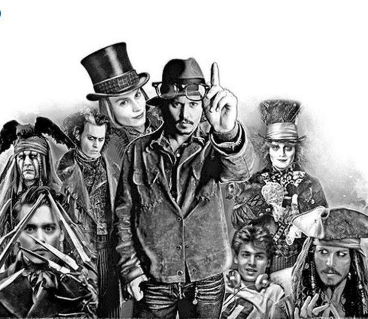 Which Johnny Depp Character Will Date You
