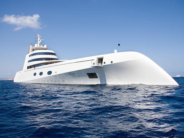 яхты российских олигархов фото