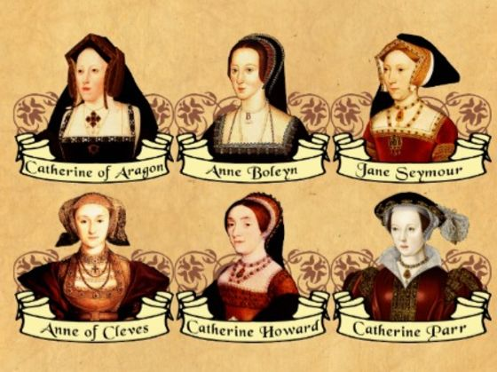 wives of henry viii The six wives of king henry viii were a disparate group of women united only by their marriages to bluff king hal there is a famous rhyme describing their various ends – 'divorced, beheaded, died, divorced, beheaded, survived' henry's first wife, katharine of aragon, was the youngest child.
