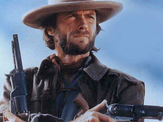 Rank the top Western badasses in TV/film history