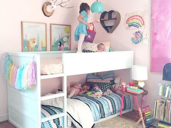Design Your Perfect Bedroom To Find Out What Your Daughter's Room Should Look Like!