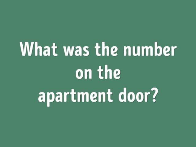 Test: How Many Details Can You Remember In Just 6 Seconds ...