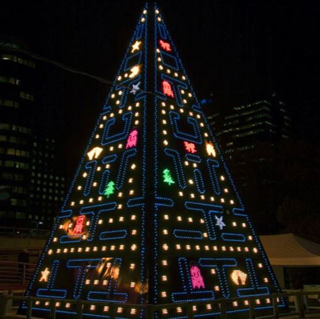 Unconventional Christmas Trees.17 Cool And Unconventional Christmas Trees Playbuzz