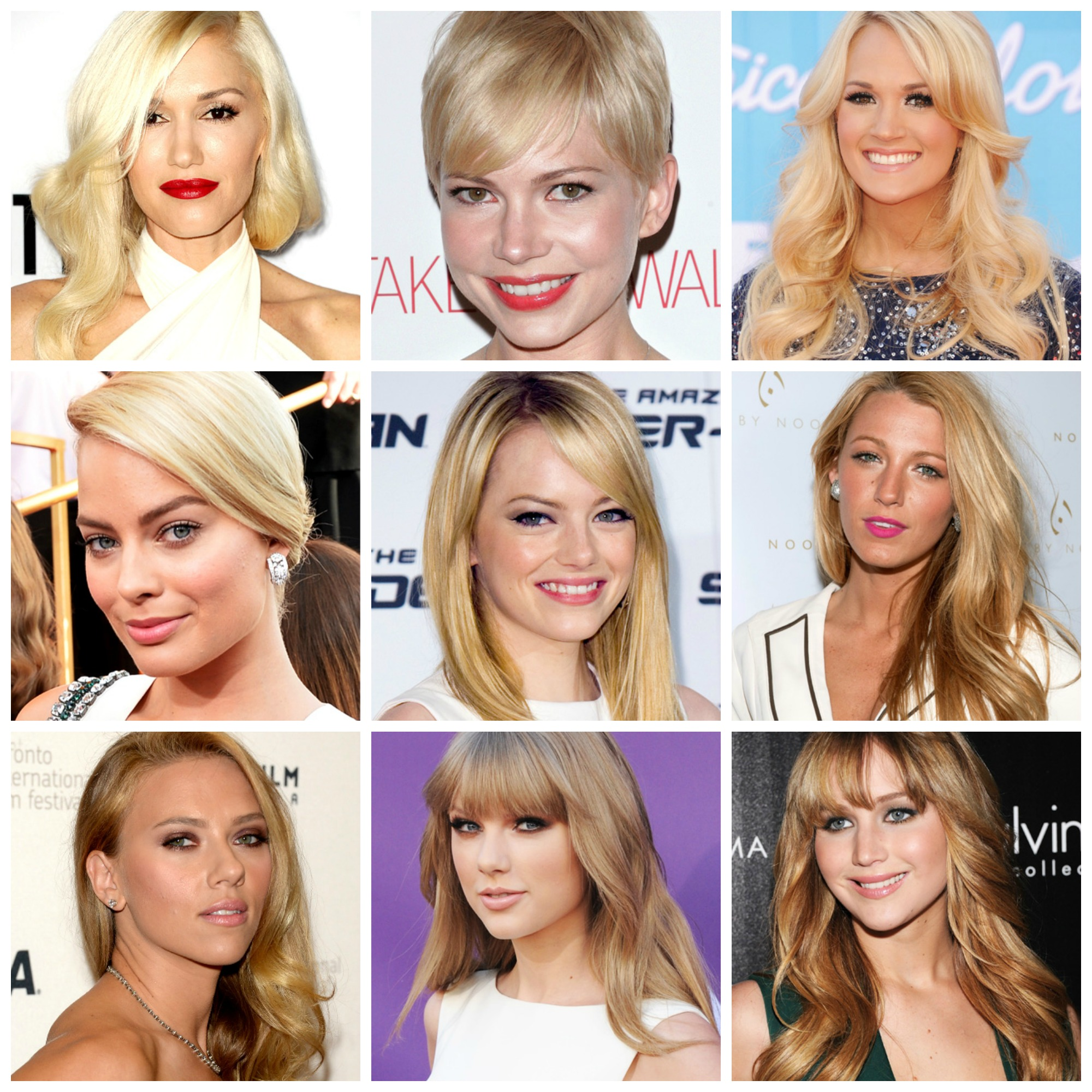 What Blonde Hair Shade Should You Have