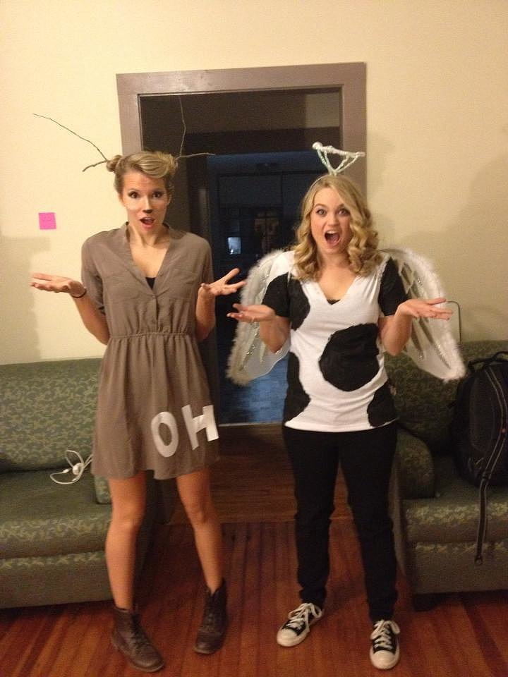 20 clever halloween costumes for everyone who loves puns playbuzz