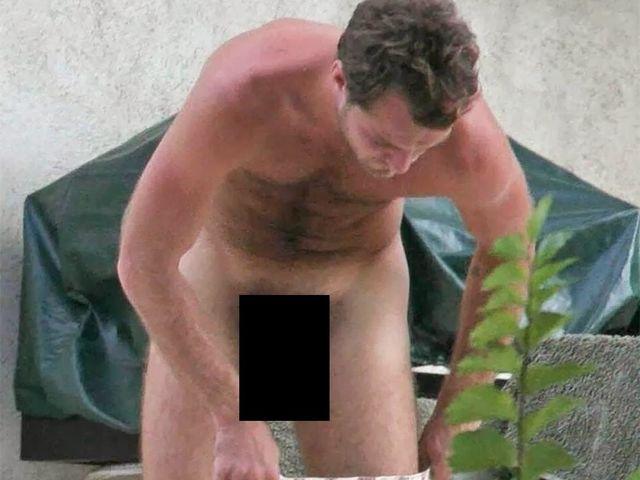 Джуд лоу фото голый