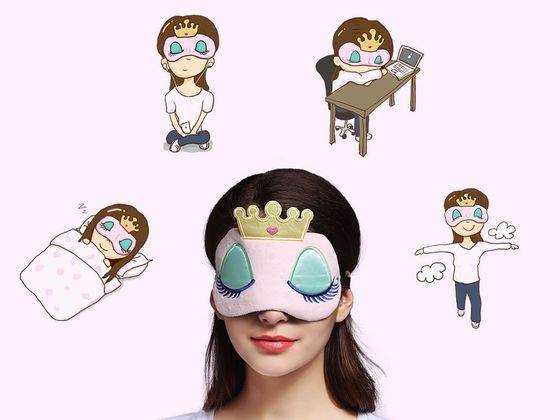 7 Trendy Sleep Masks That Will Keep You Fabulous 24/7